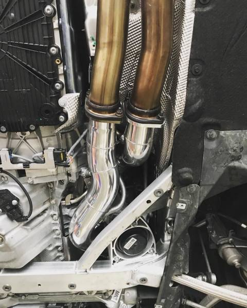 VRSF,Catless Downpipes,S55