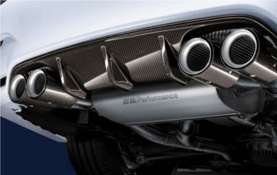 M Performance S55 Exhaust System